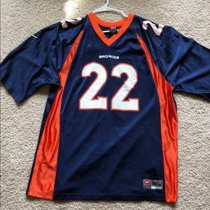 Denver Broncos Nike Olandis Gary #22 Jersey